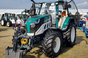 Arbos 5100 Global na Agro Show w Bednarach